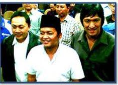 Tiga Serangkai PAN, Zulkifli Hasan, Sutrisno Bachir, Ikang Fawzi
