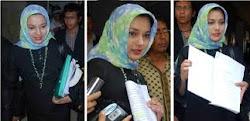 Marissa Haque, Tak Lelah Mencoba Menjujurkan Keadilan di Polda Metro Jaya