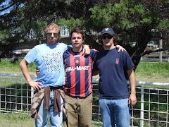 Tito, Cadena y Passto