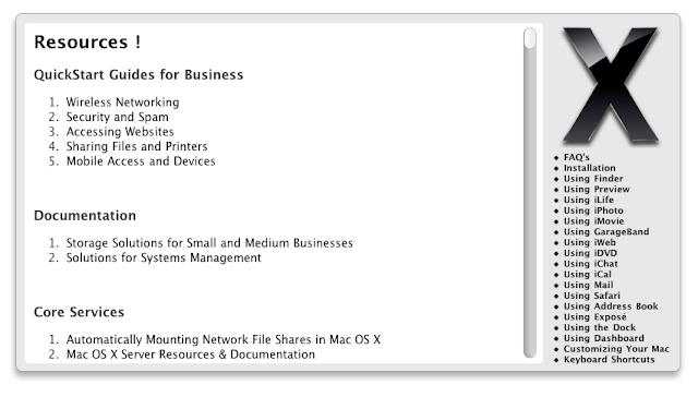 22. OS X Basics