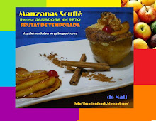 RECETA GANADORA DEL RETO DE FRUTAS DE TEMPORADA.