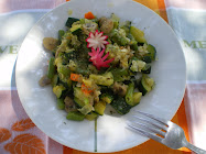 VERDURAS DE LA A- A LA-Z