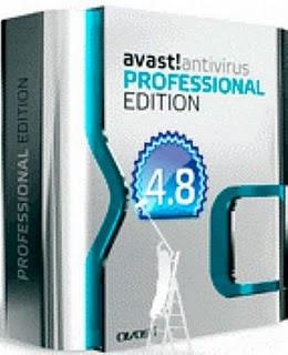 Avast 4.8 Pro + Keygen.