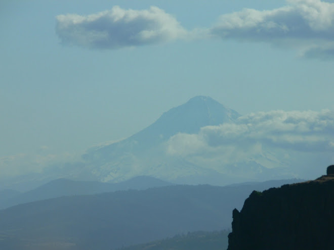 Mt. Hood from the Columbia Gorge