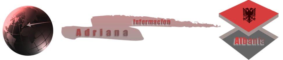 Adriana Informacion: Pamje nga Shqiperia