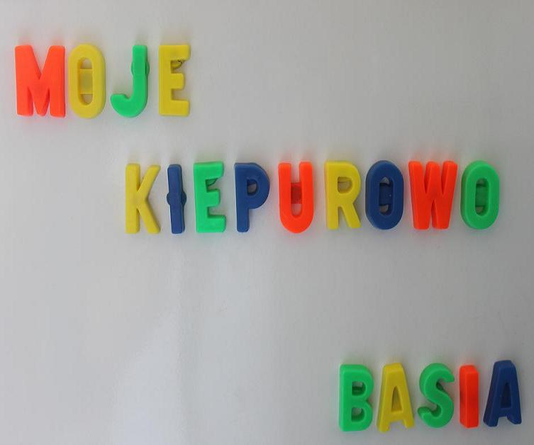MOJE KIEPUROWO - BASIA