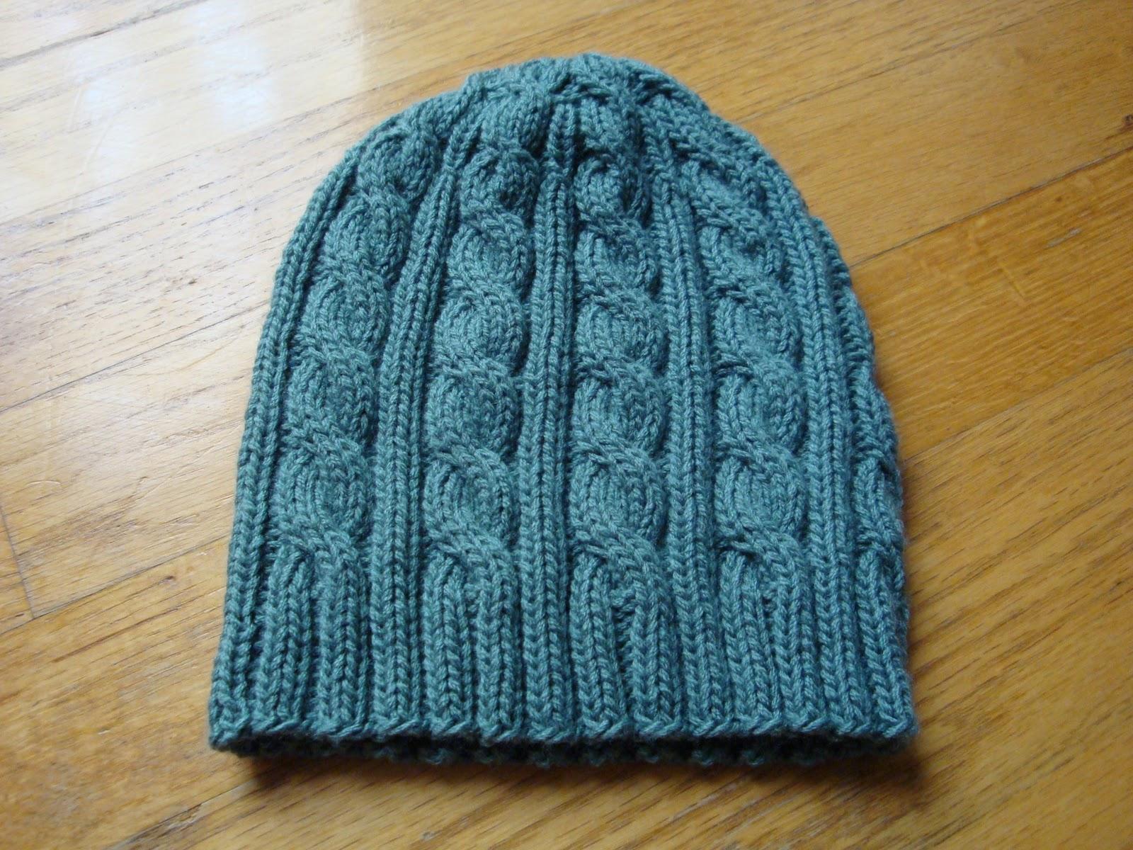 Free Zebra Hat Knitting Pattern : Kims Knitting Korner: November 2010