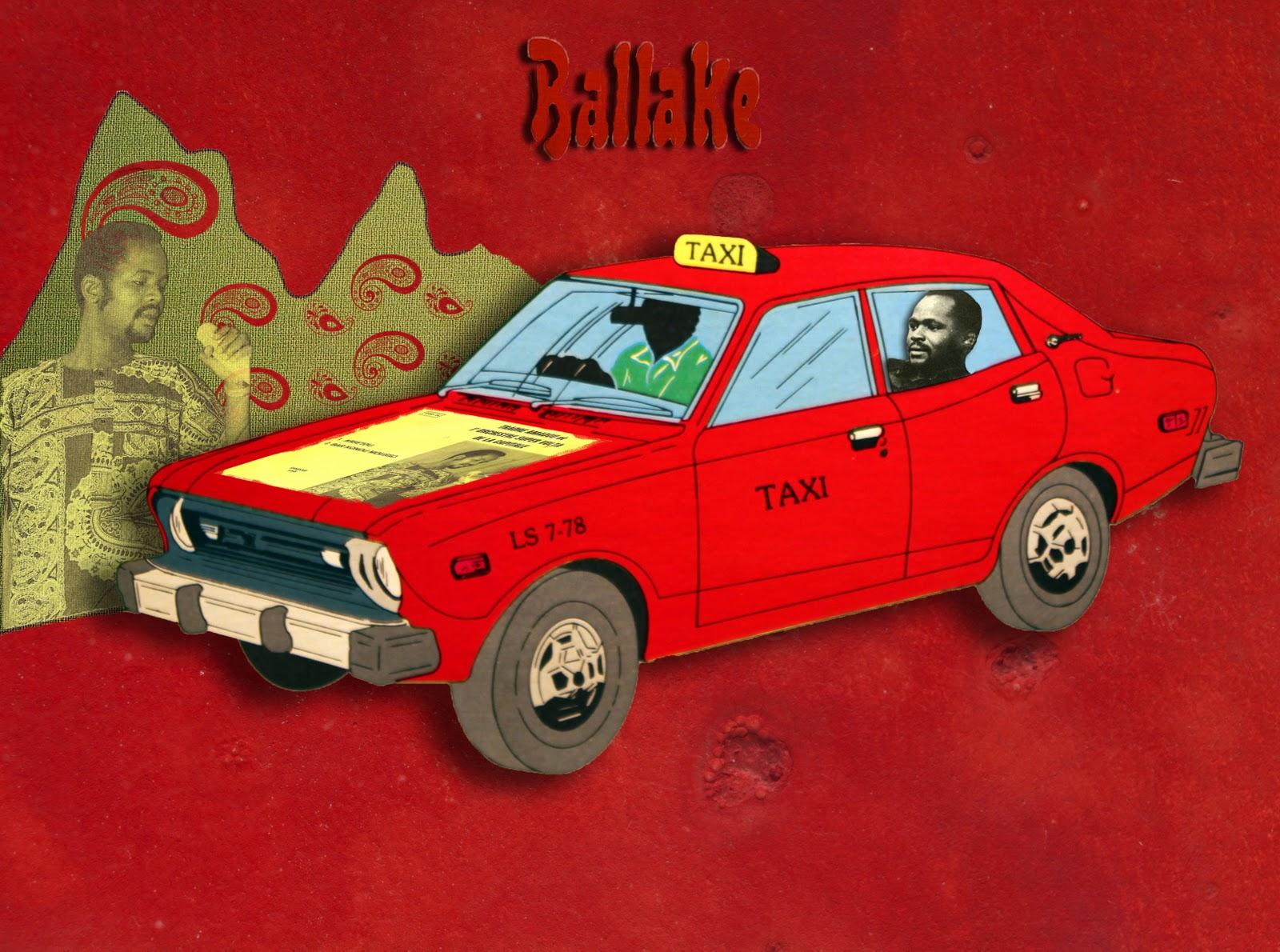 Amadou Balake Taximen
