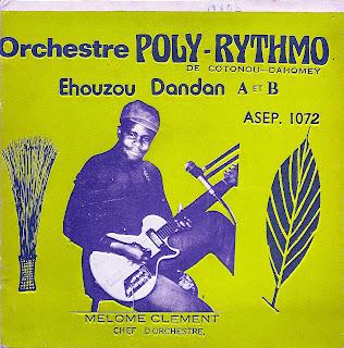 TP Orchestre Poly Rythmo De Cotonou Benin Vol 10