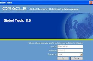 Siebel Tools Cfg Parameter