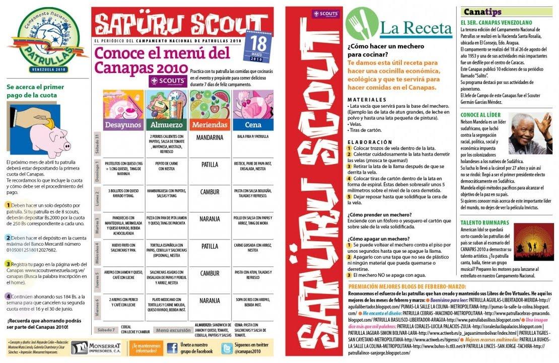 Sapuru 4ta Edición