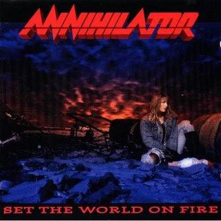 Le dernier disque que vous ayez acheté ? - Page 20 Annihilator+-1992+-+Set+Hhe+World+On+Fire