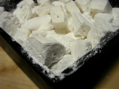 ... homemade marshmallows i m not crazy about marshmallows but these are