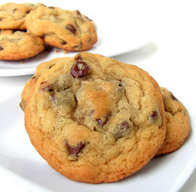 chocolate chip cookie best big fat chewy chocolate chip cookie recipe ...