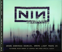 Cover Album of Nine Inch Nails - Where Darkness Doubles, Where Light Pours In (2007, bootleg)