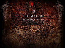 The-Masque  Mark Wilkinson Artworks