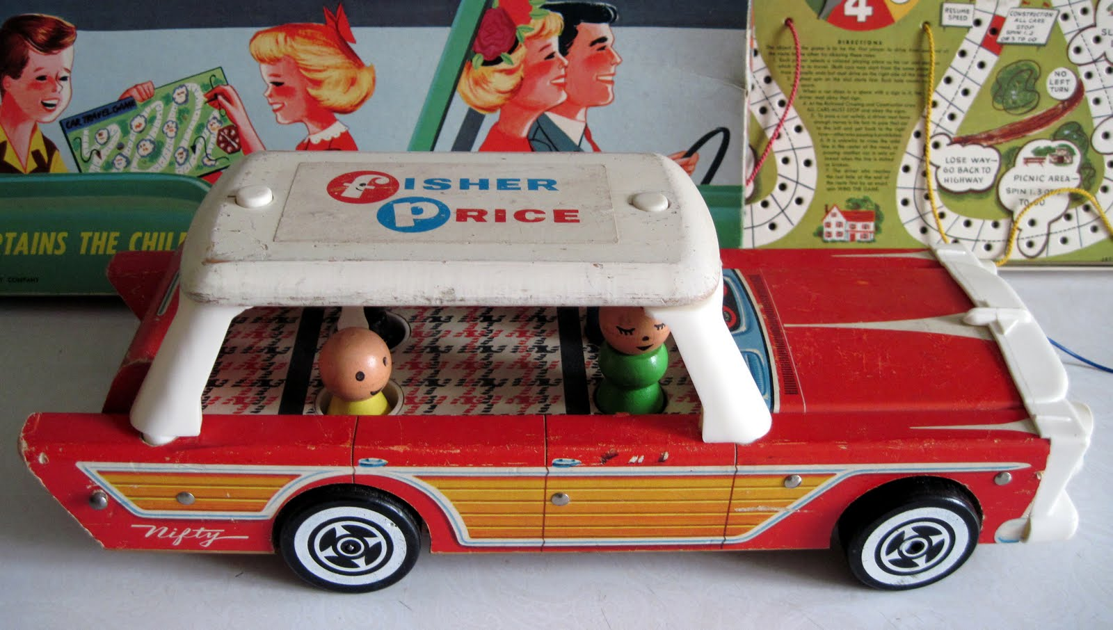 Fisher Price Toys : Tracy s toys and some other stuff fisher price nifty