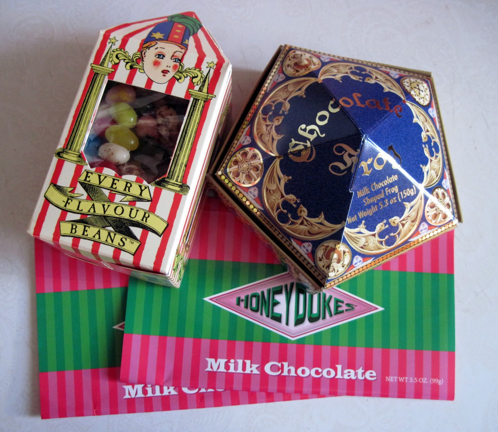 harry potter chocolate - photo #7