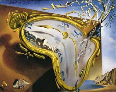 Montre molle de Salvador Dali