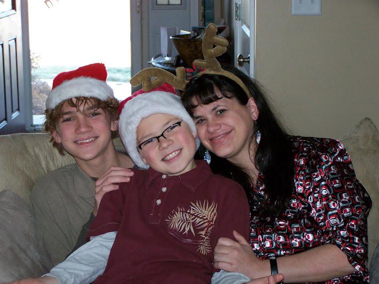 Christmas Eve at Jaime's House!