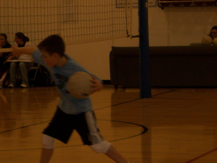 Jake Co Ed Volleyball 2008