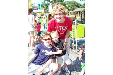Eric, Jack & Jake