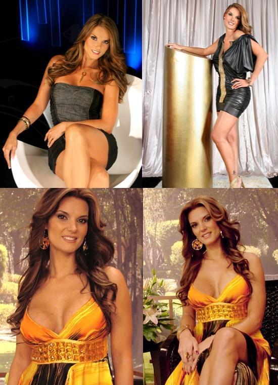 Video Backstage: Maritere Alessandri en Revista Open Maritere ...