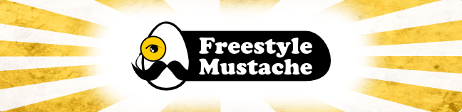 Freestyle Mustache