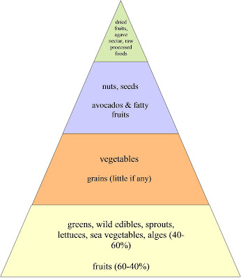 """Raw Vegan Food Pyramid"" :). Hope it helps! Let me know what you think."