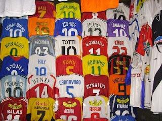 camisetas futbol