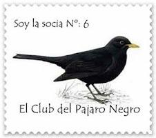 Carnet del club del pajaro negro