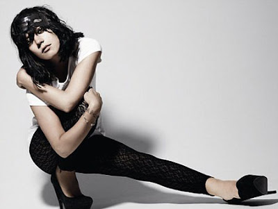 Lily Allen - Elle Magazine October 2009 Pic