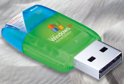 Install Windows XP Using Bootable Pendrive