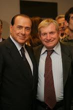Berlusconi e Tapparo
