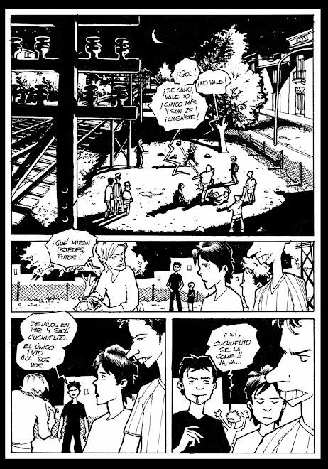 """tres paginas de """"el campito"""" con Agrimbau"""