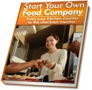 Start your own food company