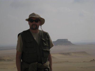 El Alamein  Febbraio 2008 -  Qaret el Himeimat