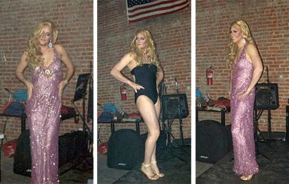 links to some Web sites documenting recent womanless beauty pageants