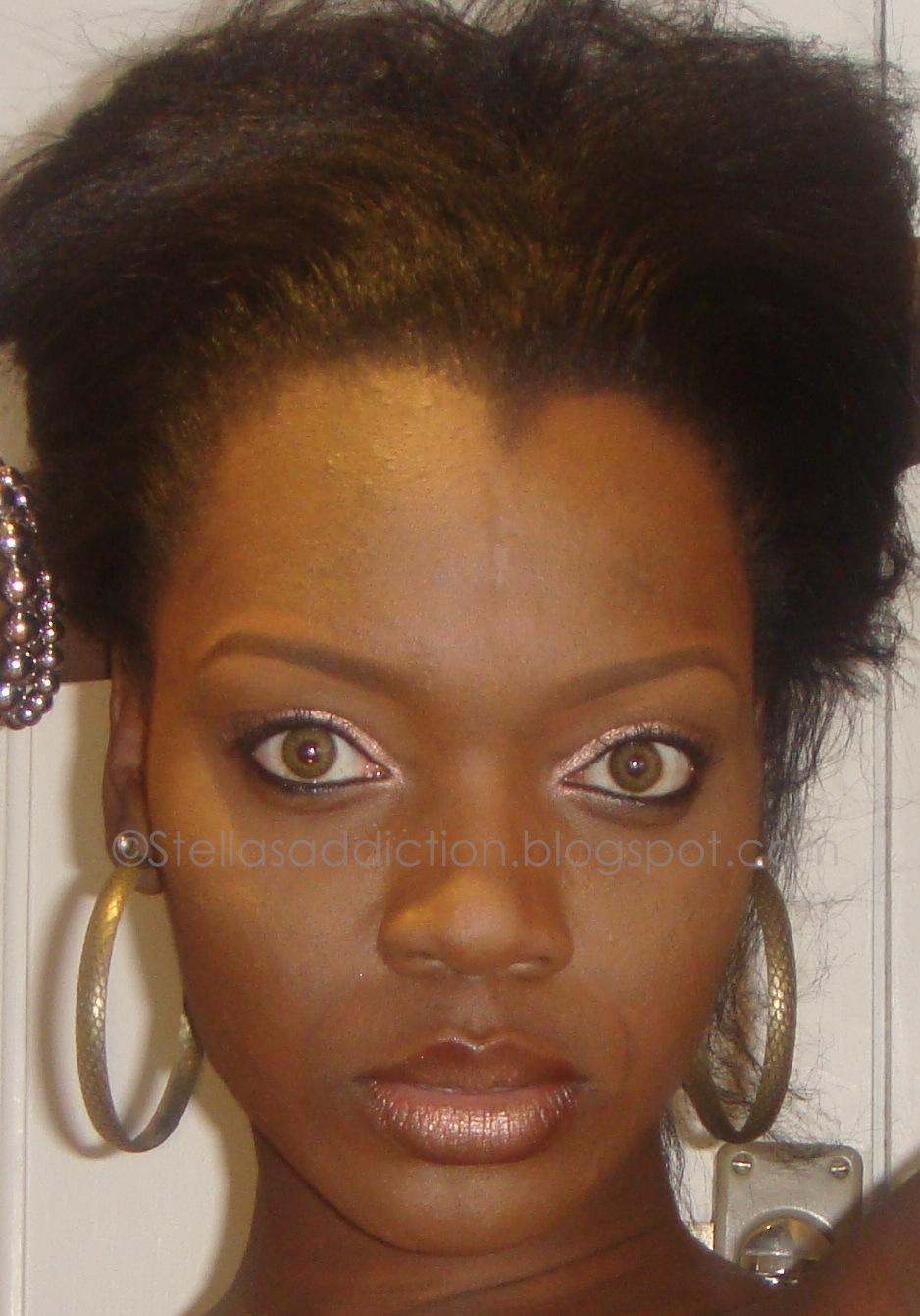 Dark Skinned Lol | Black Models Picture