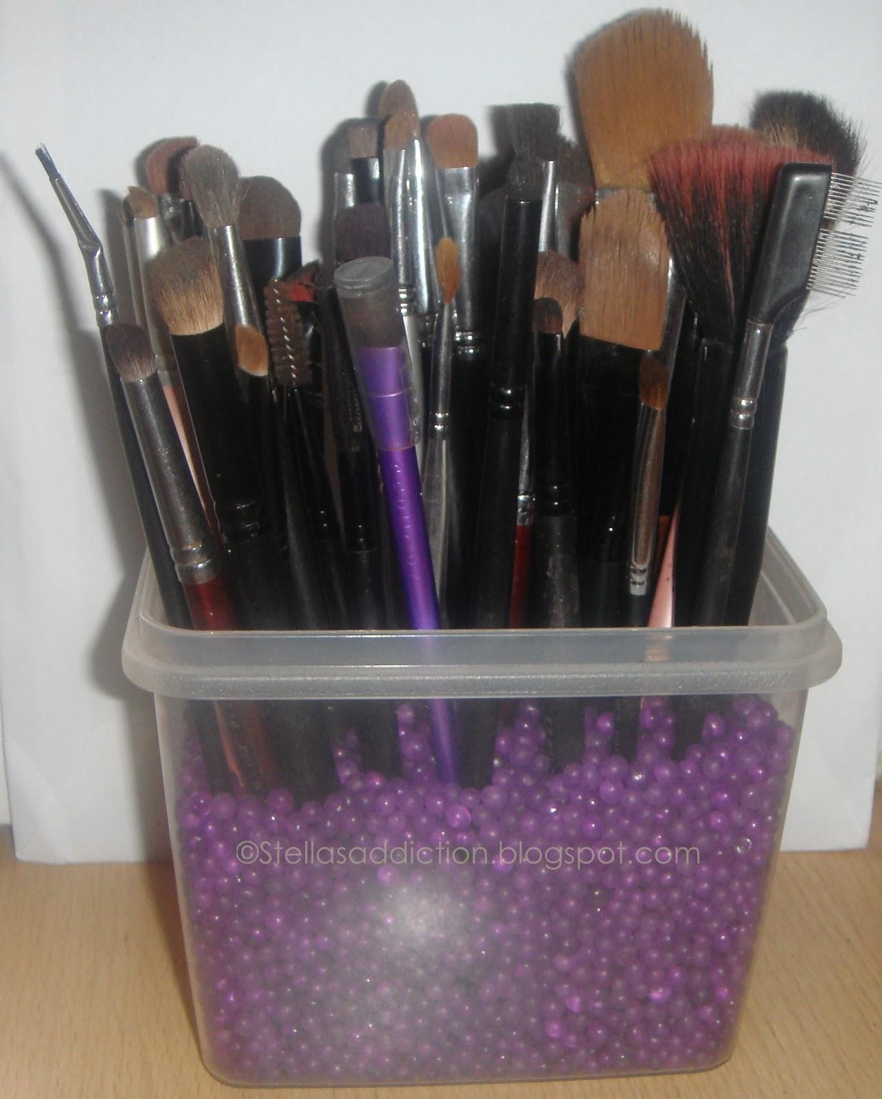 sephora makeup brush holder. diy sephora inspired brush holder makeup e