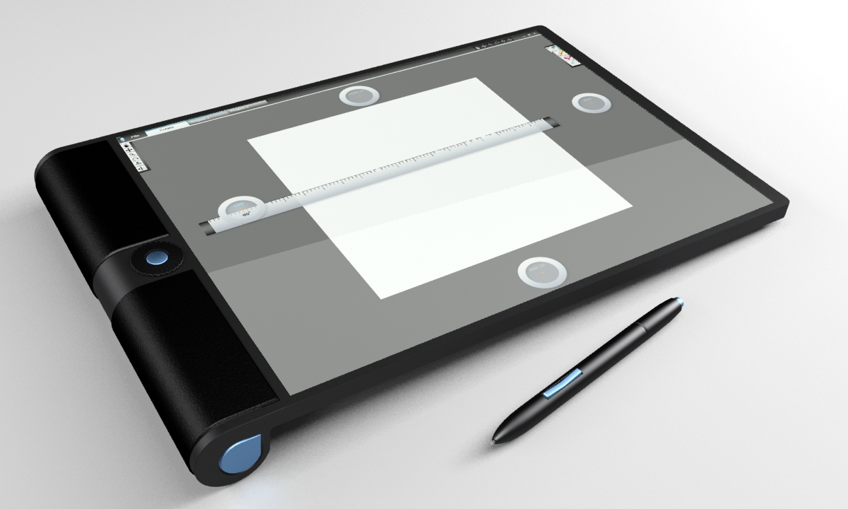Tablet Concept