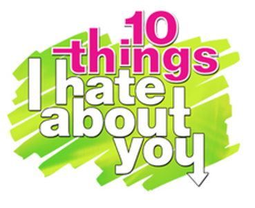 Blog For Fun 10 Things I Hate About You Poem