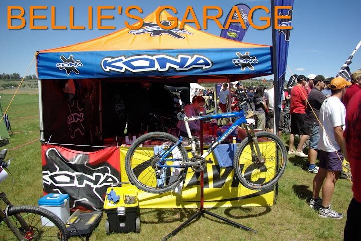 Bellie's Garage...