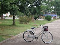 สวนสาธารณะเมืองเชียงคาน