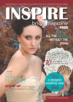 As Seen in Inspire Bridal Magazine