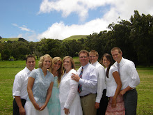 "The Fam in Hawaii for dad's ""Hawaii FIVE-0"""