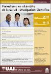 Diplomatura en Periodismo en el Ámbito de la Salud 2010