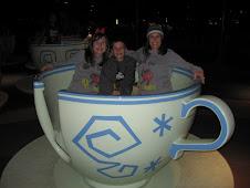 Mad Tea Cup