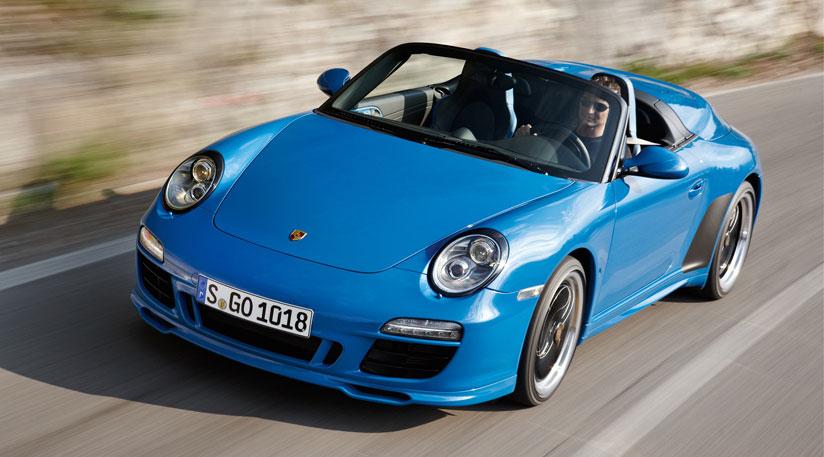 Porsche 911 Speedster (2010) | Price And Pictures 2013