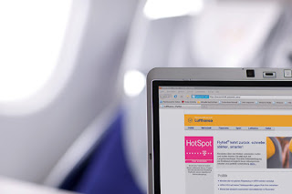 Lufthansa Launches in-flight WiFi Price, Specs, Picture img